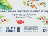 Opening of the New Academic Year